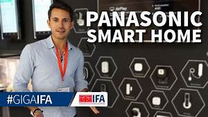 Smart Home Lösungen : panasonic smart home l sungen im berblick ifa 2016 giga de youtube ~ Watch28wear.com Haus und Dekorationen