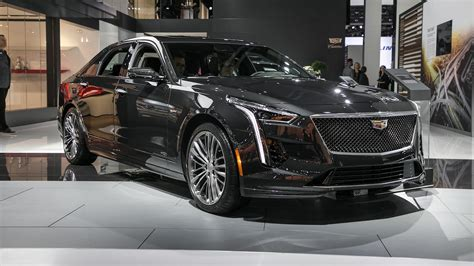 The 550-hp Cadillac Ct6-v Sold Out In A Matter Of Hours