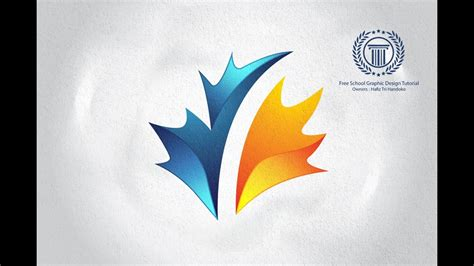 Create 3d Graphic Logo Design In Adobe Illustrator