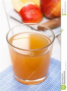 Glass Of Apple Juice Stock Photos - Image: 31372503