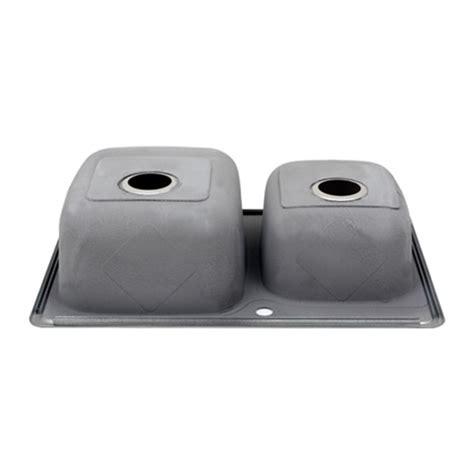 overmount stainless steel sink ticor s995 overmount 18 gauge stainless steel kitchen sink