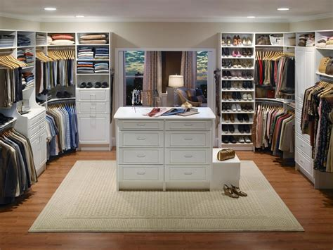Walkin Closet Design Ideas Hgtv