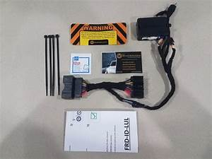 2013 2014 2015 2016 2017 Ford Fusion Remote Start Plug And