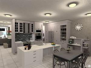 Kitchen - Living Room Ideas