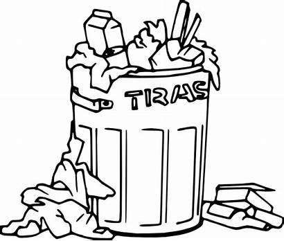 Trash Clip Svg Clipart Vector Clker