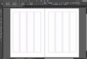 indesign a5 4 column grid template the grid system With 4 column brochure template