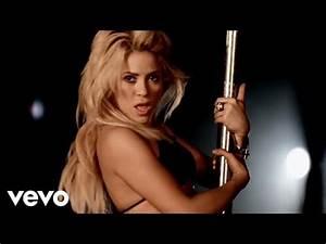 Shakira Rabiosa English Version Ft Pitbull Xem