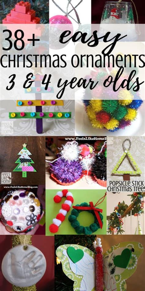 christmas crafts  toddlers preschoolers feels