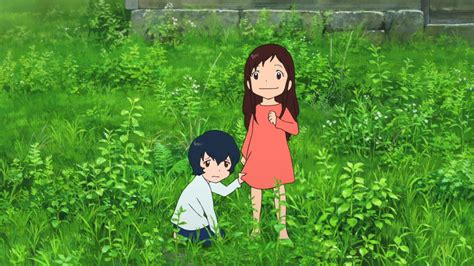 The Girl Who Leapt Through Time Wallpaper Blu Ray Review Wolf Children Animeblurayuk