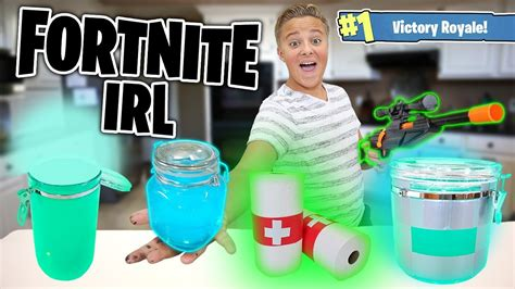 fortnite items irl    chug jug shield potion