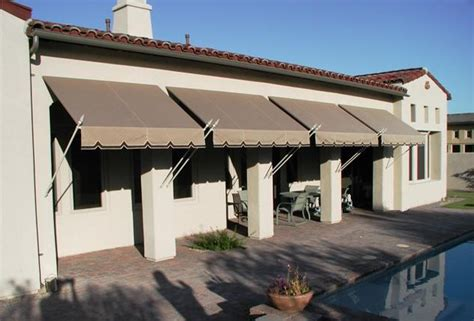 Spear Point Awning