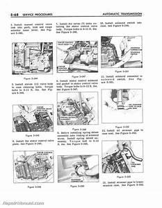 1964 Buick Super Turbine 300 Automatic Transmission Service Manual