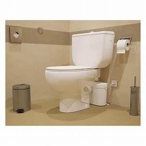 Wc Broyeur Sfa : broyeur sfa saniaccess wc livr pos et garanti au ~ Premium-room.com Idées de Décoration