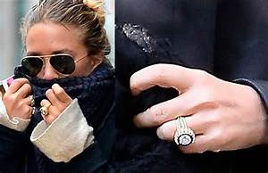 the best celebrity engagement rings fashion quarterly With mary kate wedding ring