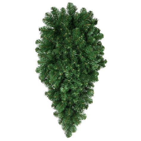 artificial christmas garland oregon fir teardrop swag