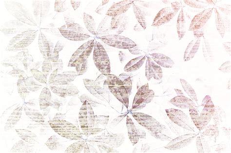carta da parati moderna foglie rosa livingdeco
