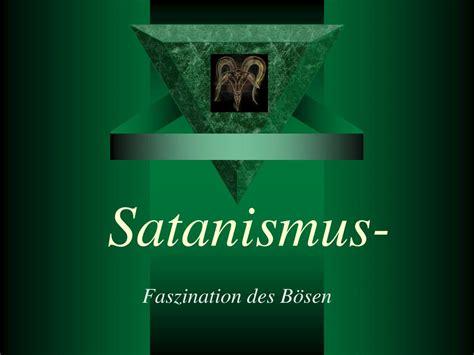 Satanismus- Powerpoint Presentation