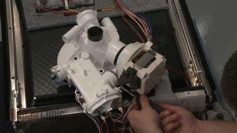Bosch Dishwasher Circulation Pump Replacement