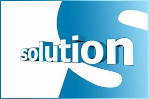 Solution Problem  U00b7 Free Image On Pixabay