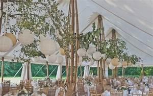 idee deco salle mariage With idee de decoration de jardin exterieur 3 deco tonnelle mariage