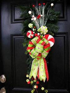 Christmas wreath elf wreath with legs deco by