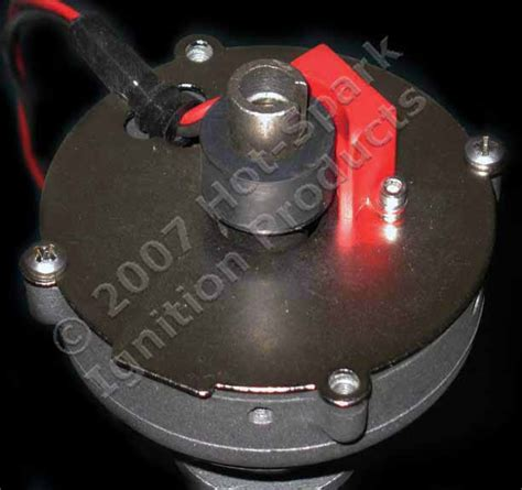 electronic ignition conversion kits for 4 cylinder non vacuum advance delco distributors