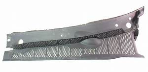 Lh Rain Tray Cowl 93-99 Vw Jetta Golf Cabrio Mk3 Genuine
