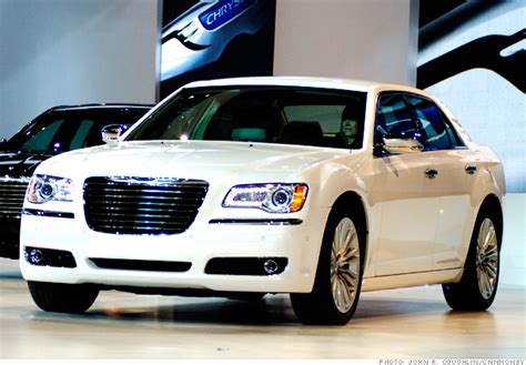 5 Big Cars Bringing Luxury To The Masses  Chrysler 300 (5