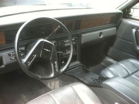 Buy used 1984 Ford Thunderbird Elan Sedan 2-Door 5.0L in ...