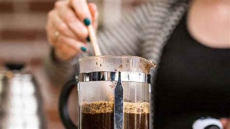 How many tablespoons of coffee per cup. How to French Press! - Crema.co