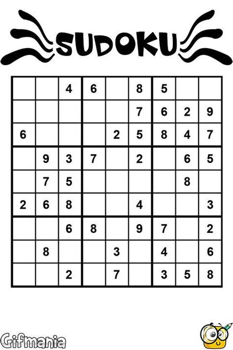 Sudoku Easy Puzzles