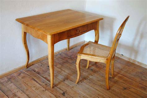 stuhl mit tisch louis philippe tisch mit stuhl tischlerei antikhandel