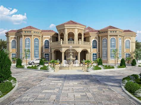 Mediterranean Luxury Villa on Behance