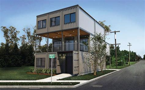 St. Louis City's First Shipping Container Home Planned in