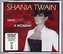 Shania Twain - Man! I Feel Like A Woman! (1999, Australian ...