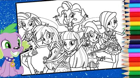 my pony coloring books mlp equestria coloring pages my pony