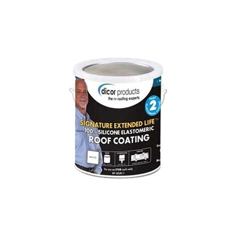 Dicor® RP-SELRC-1 - Roof Coating Extended Life