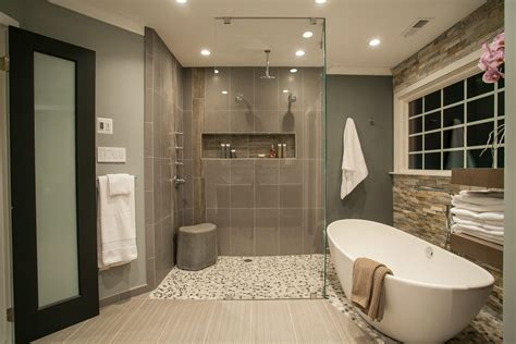 Design Ideas For Spa-like Bathrooms