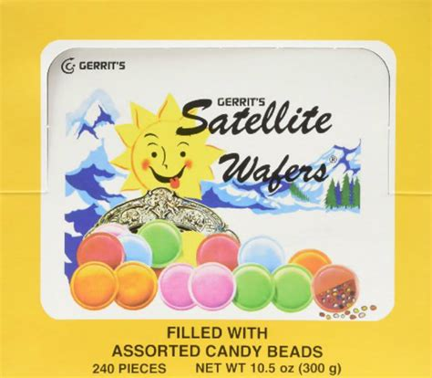 candies    weve completely forgotten