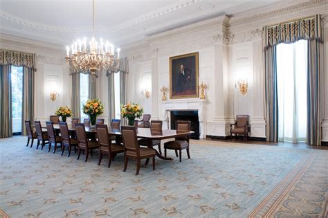 home interiors celebrating home the company dining room white house historical association