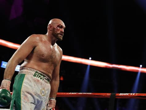 Tyson Fury fight result vs Otto Wallin: Deontay Wilder ...