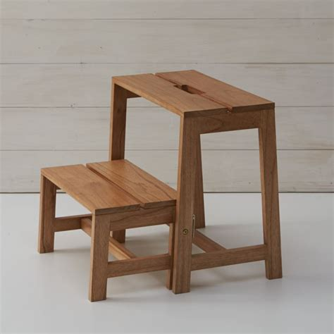 wooden step stool  woodworking