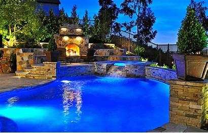 Backyard Pools Decorating Pool