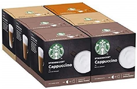 To inspire and nurture the human spirit — one person, one cup and one neighborhood at a time. Starbucks Nescafe Dolce Gusto Variety Pack White Cup ...