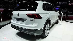 Volkswagen Tiguan 7 Places : volkswagen tiguan une version xl 7 places en 2017 et coup en 2018 les voitures ~ Medecine-chirurgie-esthetiques.com Avis de Voitures