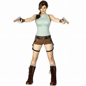 Lara Croft Tomb Raider Costume | Drinkstuff
