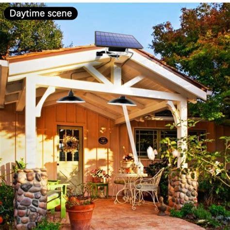 retro solar shed light hanging garden l for indoor