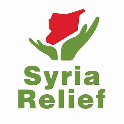 Syria Relief Donate Logos Organizations Charity September