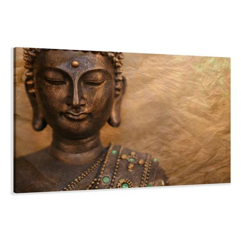 buddha bild leinwand leinwand wandbilder bild buddha verschiedene gr 214 223 en