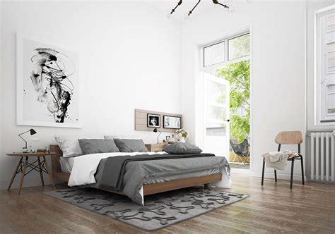 Da Letto Stile - camere da letto in stile scandinavo 25 idee di arredo dal